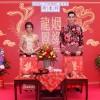 利東街 重現中國傳統婚嫁喜氣