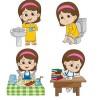 暑假=心散?簡單5式保持小朋友學習專注力